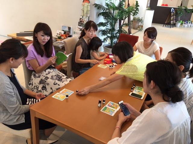 12月7日(木)ママの女子会in鶴ヶ島☆体の調子を整える!耳ツボマッサージミニ講座付