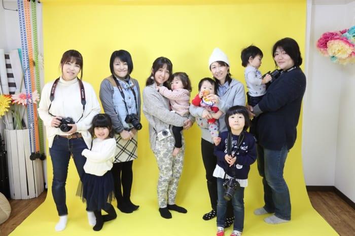 1月16日(水)ママのカメラ講座☆ 一眼レフをつかった上手な人物の撮り方編(さいたま市)