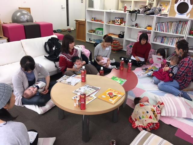3月1日(金)一緒に語ろう♪遊ぼう♪楽しもう♪ママとベビーのわくわくお茶会(さいたま市)