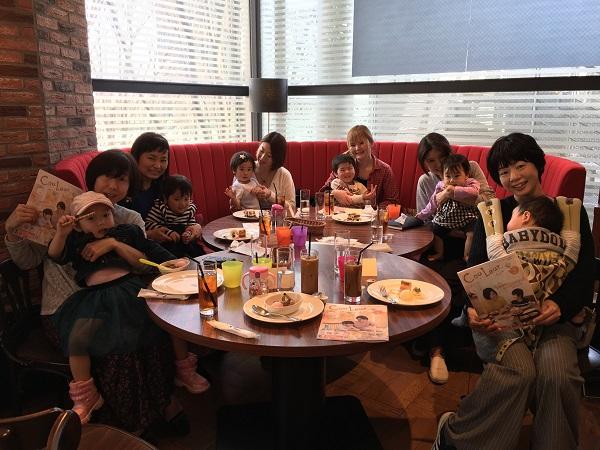 4月22日(月)ママのためのお誕生会☆3月・4月・5月生まれのママ(川越市)